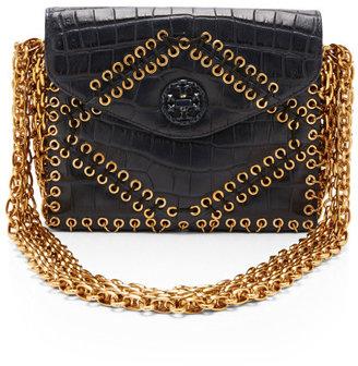 Tory Burch Chain Gusset Shoulder Bag