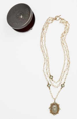 Virgins Saints And Angels 'Oval Magdalena' Necklace (Nordstrom Exclusive)