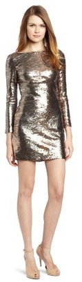 Jessica Simpson Women's Long Sleeve Dress