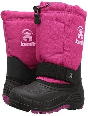 Kamik Rocket (Toddler/Little Kid/Big Kid) (Rose) Girls Shoes