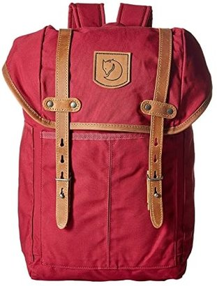 Fjallraven Rucksack No. 21 Small (Plum) Backpack Bags