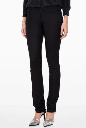 Joseph Black Nino Gabardine Stretch Skinny Trousers