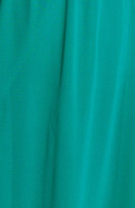 Erin Fetherston Erin by 'Clarisse' Front Twist Chiffon Gown