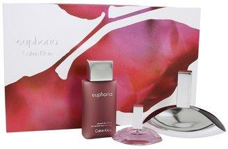 Calvin Klein Euphoria Gift Set (N/A) - Beauty