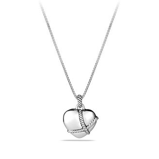 David Yurman Cable Heart Pendant