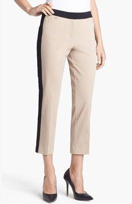 Chaus Colorblock Crop Pants