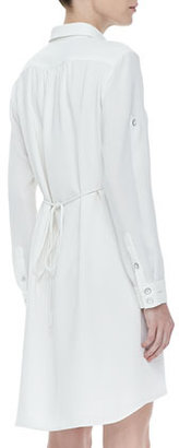 Rag and Bone Rag & Bone Prairie Tab-Sleeve Shirtdress