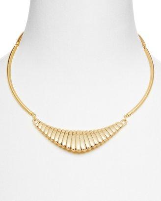 """Lauren Ralph Lauren Romantic Traveler Collar Necklace, 16"""""""