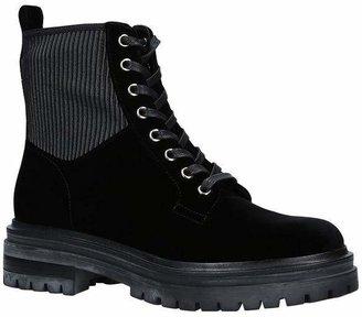 Gianvito Rossi Martis 20 Velvet Ankle Boots