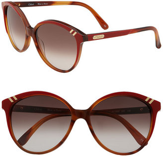 Chloé Vintage Inspired Cat's Eye Sunglasses