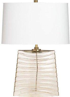 Crate & Barrel Venezia Table Lamp