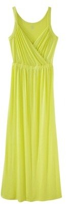 Mossimo Womens V Neck Sleeveless Maxi - Assorted Colors