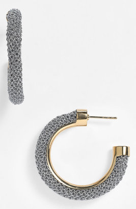 Nordstrom Adami & Martucci 'Mesh' Small Hoop Earrings