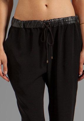 Derek Lam 10 CROSBY Drawstring Pant