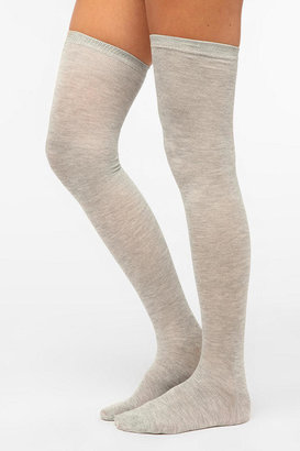 Urban Outfitters Classic Thigh-High Sock