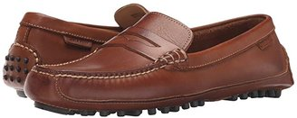 Cole Haan Grant Canoe Penny (Papaya) Men's Slip on Shoes