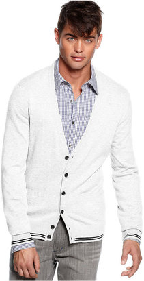 Kenneth Cole Reaction Sweater, Button Front Cardigan