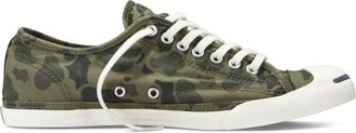 Jack Purcell Low Profile Camo Slip