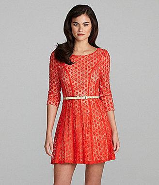 Gianni Bini Taz Lace Dress
