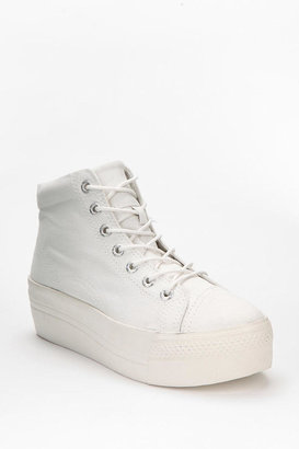 Vagabond Holly High-Top Flatform-Sneaker