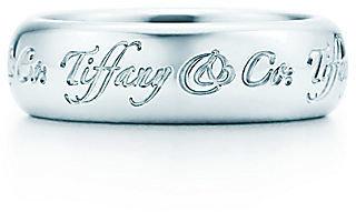 Tiffany & Co. Notes Ring