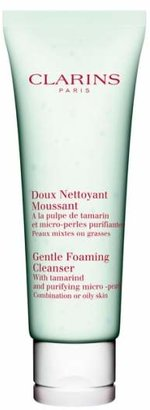 Clarins Gentle Foaming Cleanser with Tamarind for Combination/Oily Skin Types