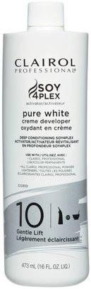 Clairol Clairoxide Pure White 10 Volume Creme Developer