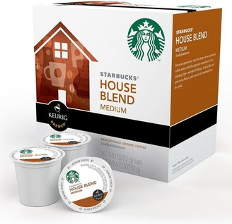Keurig k-cup ® portion pack starbucks house blend medium roast coffee - 16-pk.
