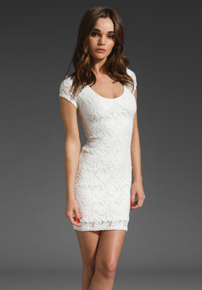 Backstage AM to PM Lace Dress