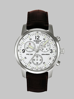 Tissot T-Sport Stainless Steel Chronograph Strap Watch