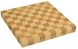 Checkered Chop Board, Natural