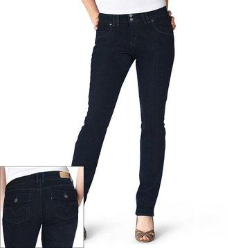 Levi's Perfect Waist Slim Straight-Leg Jeans - Petite