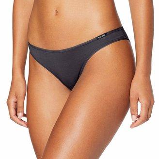 Skiny Women's Low Cut Brief - White - Wei (0500 WHITE) - 10 (Brand size: 36)