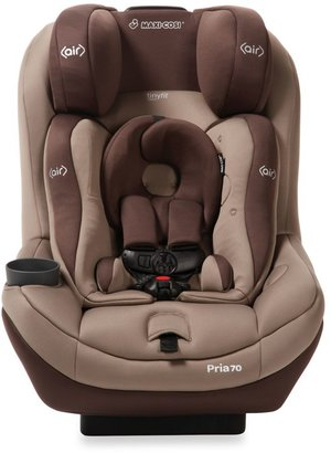 Maxi-Cosi PriaTM 70 Convertible Car Seat with Tiny Fit in Walnut Brown