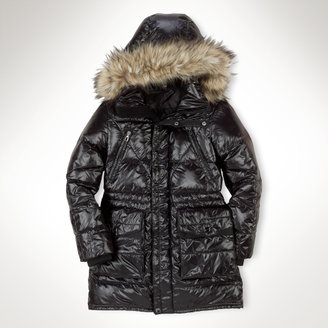 Hooded Down Parka