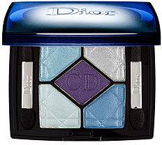 Christian Dior 5-Colour Iridescent Eyeshadow - Electric Lights