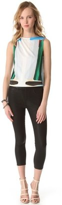 Band Of Outsiders Cropped Top
