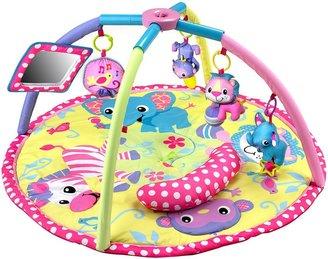 Infantino Baby Girl Animals - Twist & Fold Gym