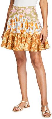 Zimmermann The Lovestruck Flip Skirt