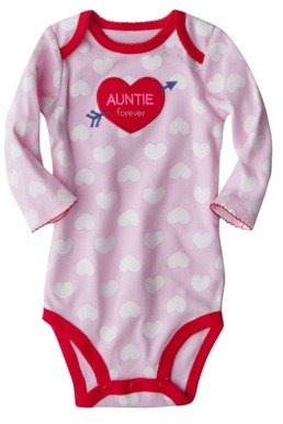 Carter's Just One YouTM by Newborn Auntie Bodysuit - Pink