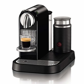 "Nespresso CitiZ & Milk"" Single Serve Espresso Maker, Limo Black"