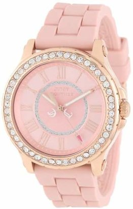 """Juicy Couture Women's 1901054 """"Pedigree"""" Watch $143.54 thestylecure.com"""