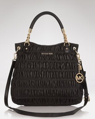 MICHAEL Michael Kors Satchel - Webster Quilted