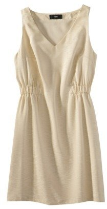 Mossimo Women's Jacquard V-Neck Dress - Assorted Colors