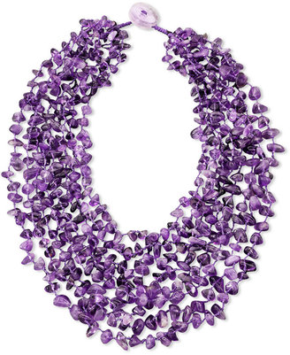 Amethyst Necklace (900 ct. t.w.)