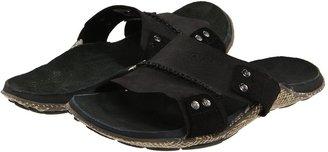 Cushe Manuka Slide (Black Ink) - Footwear