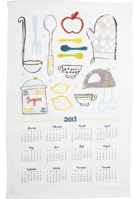 Sur La Table 2013 Calendar Kitchen Towel