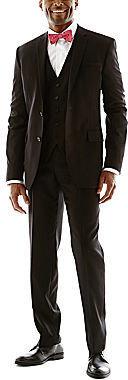Claiborne Slim-Fit Wool Suit Separates