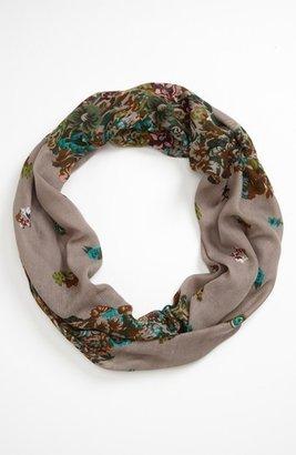 Natasha Couture 'Autumnal Bouquet' Infinity Scarf
