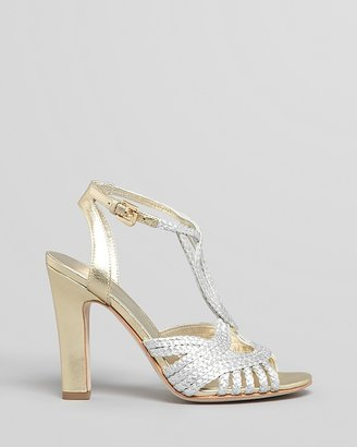 Belle by Sigerson Morrison Sandals - Alice Strappy High Heel